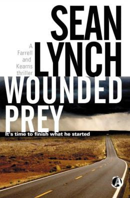 Lynch, Sean - Wounded Prey