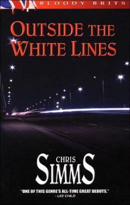 Simms, Chris - Outside the White Lines
