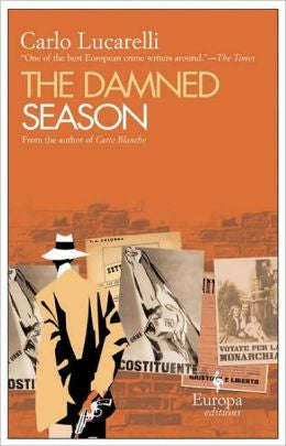 Lucarelli, Carlo - The Damned Season