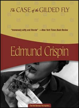 Crispin, Edmund - The Case of the Gilded Fly