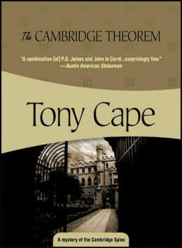 Cape, Tony - The Cambridge Theorem