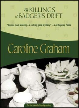 Graham, Caroline - The Killings At Badger's Drift
