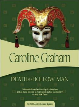 Graham, Caroline - Death of a Hollow Man