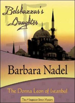 Nadel, Barbara - Belshazzar's Daughter