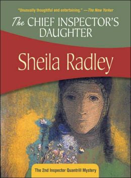 Radley, Sheila - The Chief Inspector's Daughter