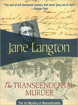 Langton, Jane - The Transcendental Murder