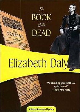 Daly, Elizabeth - The Book of the Dead