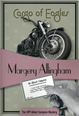 Allingham, Margery - Cargo of Eagles