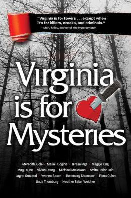 Sisters in Crime - Virginia Is for Mysteries