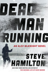 Dead Man Running - Steve Hamilton - To Be Signed