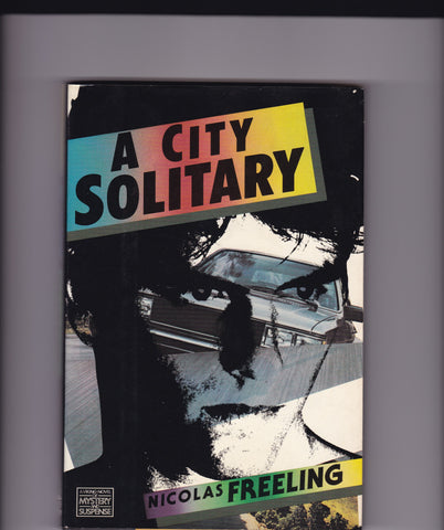 Freeling, Nicolas - A City Solitary