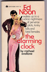 Avallone, Michael - The Alarming Clock