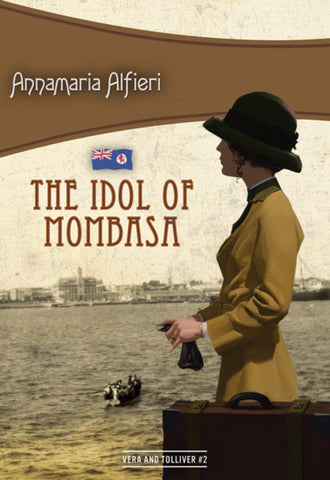 Annamaria Alfieri - The Idol of Mombasa