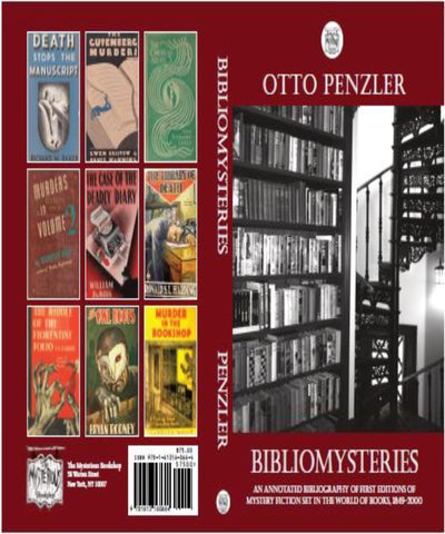 Otto Penzler, ed. - Bibliomysteries (Bibliography)