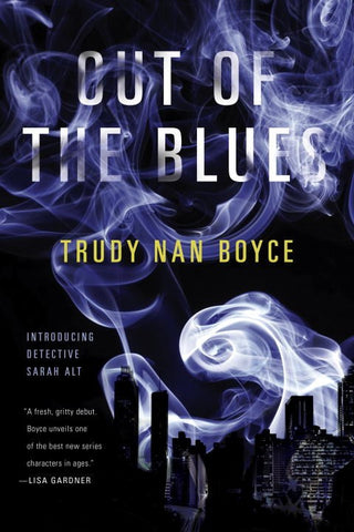 Trudy Nan Boyce - Out of the Blues