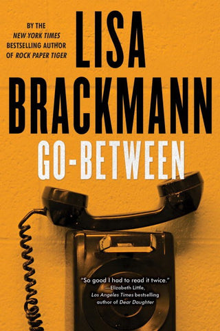 Lisa Brackmann - Go-Between
