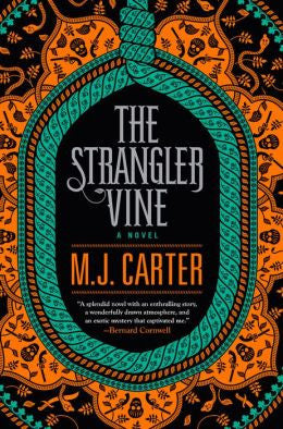 M.J. Carter - The Strangler Vine