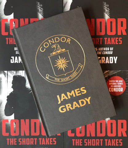 James Grady - Condor: The Short Takes - Limited Editions