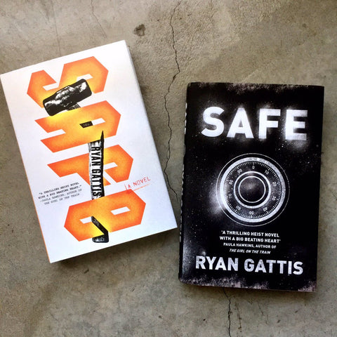 Ryan Gattis - Safe