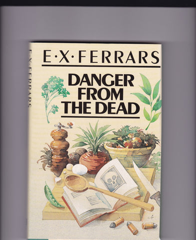Ferrars, E.X. - Danger From the Dead