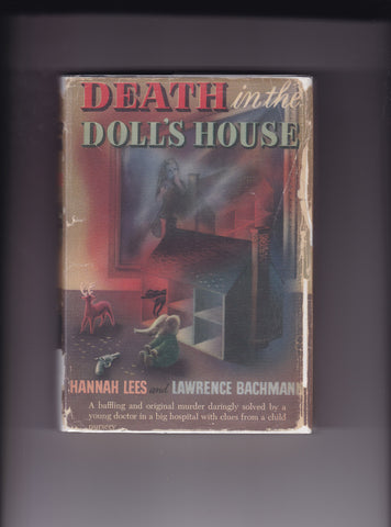 Lees, Hannah and Bachmann, Lawrence - Death In the Doll's House