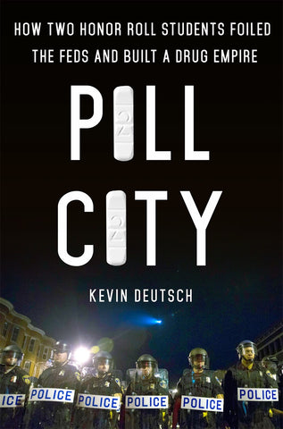 Kevin Deutsch - Pill City - Signed