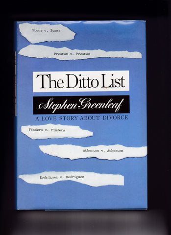 Greenleaf, Stephen - The Ditto List