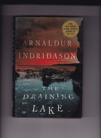 Indridason, Arnaldur - The Draining Lake