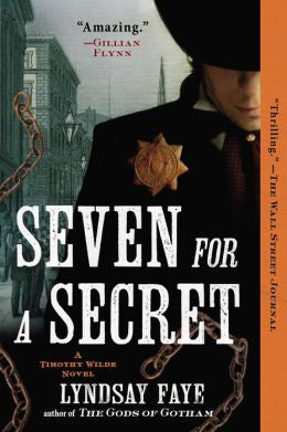 Lyndsay Faye - Seven for a Secret
