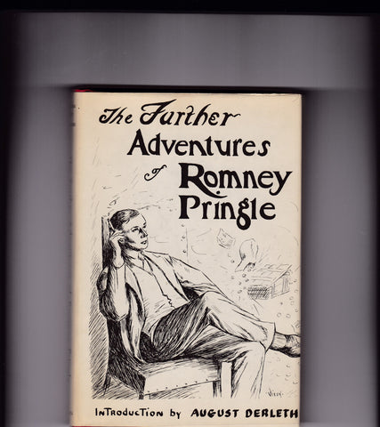 Freeman, R. Austin & Pitcairn, John J. - The Further Adventures of Romney Pringle