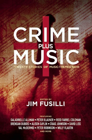 Jim Fusilli, ed. - Crime Plus Music