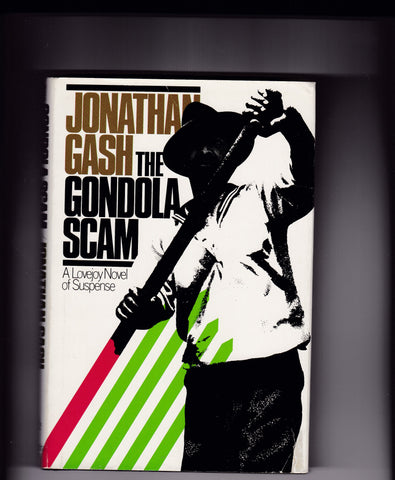 Gash, Jonathan - The Gondola Scam