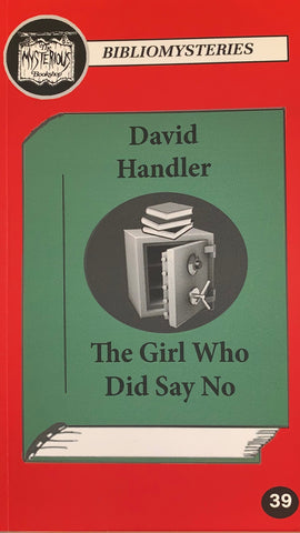 David Handler - The Girl Who Did Say No