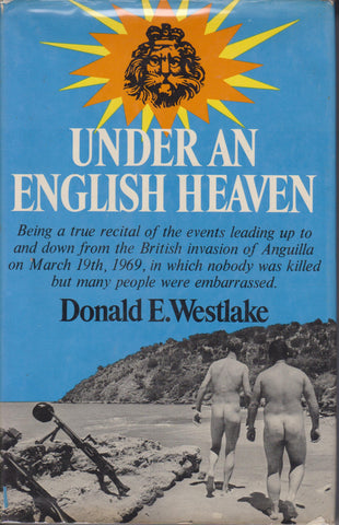 Westlake, Donald E. - Under an English Heaven [Signed]