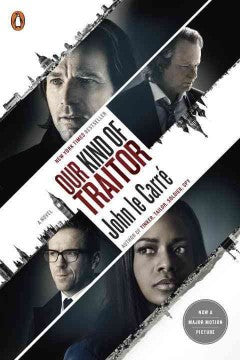 LeCarre, John, Our Kind of Traitor