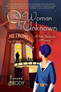 Brody, Frances, A Woman Unknown: A Kate Shackleton Mystery