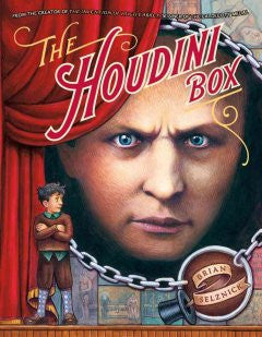 Selznick, Brian, The Houdini Box