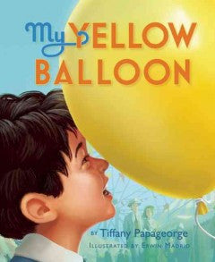 Papageorge, Tiffany, My Yellow Balloon