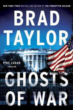 Taylor, Brad, Ghosts of War
