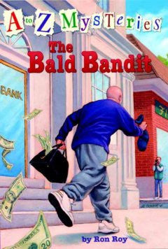 Roy, Ron, A to Z Mysteries, The Bald Bandit