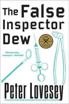 Lovesey, Peter - The False Inspector Dew