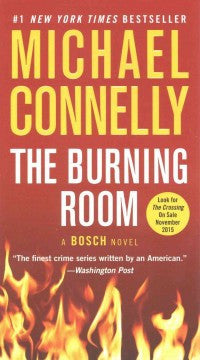 Connelly, Michael, The Burning Room