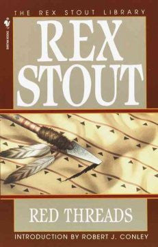 Stout, Rex, Red Threads