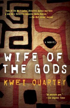 Quartey, Kwei, Wife of the Gods, book 1