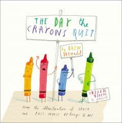 Daywalt, Drew, & Jeffers, Oliver, The Day the Crayons Quit