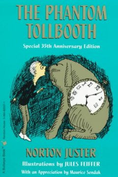 Juster, Norton, & Feiffer, Jules, The Phantom Tollbooth