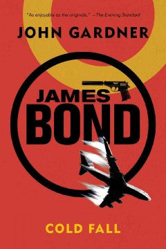 Gardner, John, Cold Fall, James Bond