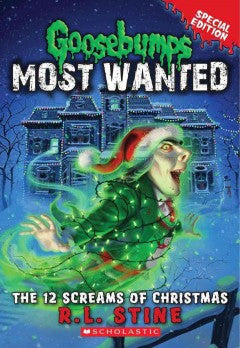 Stine, R. L., Goosebumps, The 12 Screams of Christmas