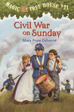 Osborne, Mary Pope, #21 Civil War on Sunday