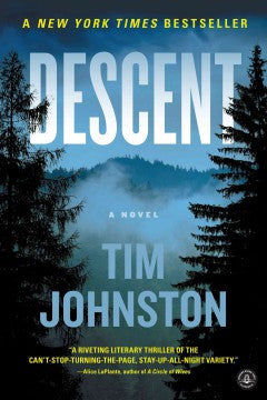Johnston, Tim, Descent